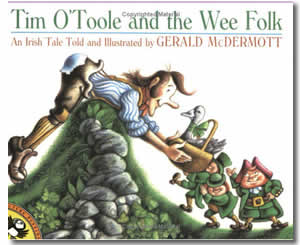 Tim O'Toole and the Wee Folks - Patrick's Day Books for Kids