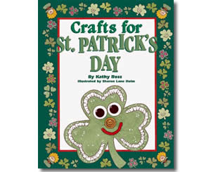 Crafts for St. Patrick's Day- St. Patricks Books for Kids