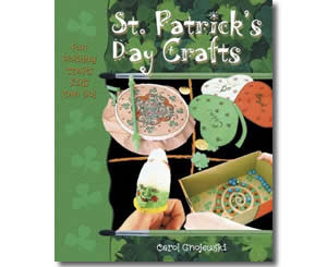 St. Patrick's Day Crafts (Fun Holiday Crafts Kids Can Do!) - St. Patricks Books for Kids