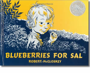 Blueberries for Sal  - Summer Books for Kids