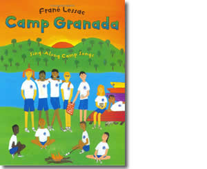Camp Granada: Sing-along Camp Songs   - Summer Books for Kids