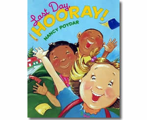 Last Day, Hooray!  - Summer Books for Kids