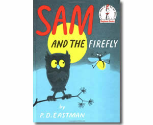 Sam and the Firefly  - Summer Books for Kids
