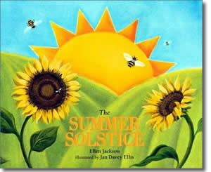 The Summer Solstice  - Summer Books for Kids