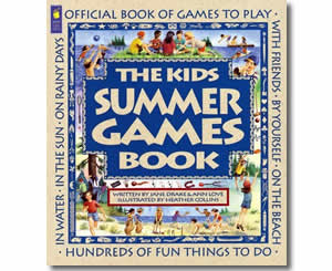 The Kids Summer Games Book