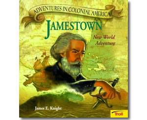 Jamestown - Thanksgiving Books for Teachers
