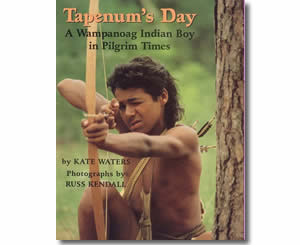Tapenum's Day : A Wampanoag Indian Boy In Pilgrim Times - Thanksgiving Books for Kids