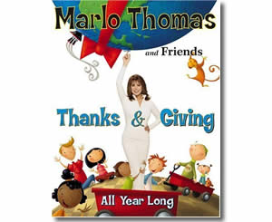 Thanks & Giving : All Year Long - Thanksgiving Books for Kids