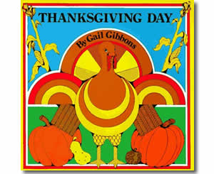 Thanksgiving Day - Thanksgiving Books for Teachers