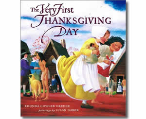 The Very First Thanksgiving Day - Thanksgiving Books for Teachers