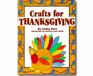 Crafts for Thanksgiving (Holiday Crafts for Teachers) - Thanksgiving Crafts for Teachers