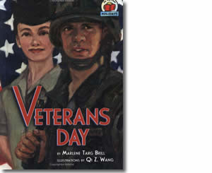 Veterans Day - Veterans Day Books for Kids