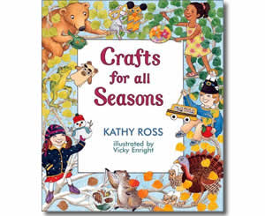 Crafts for All Seasons - Winter Crafts and Activities for Kids
