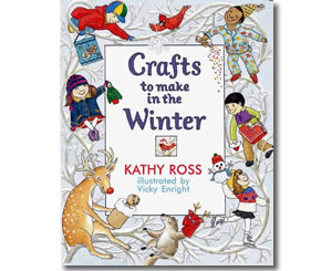 Crafts to Make in Winter - Winter Crafts and Activities for Kids