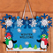 Winter Welcme Sign Craft Kit
