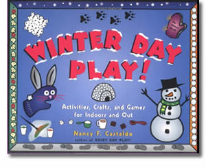 Winter Day Play - Winter Crafts and Activities for Kids