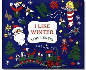I Like Winter- Winter Books for Kids