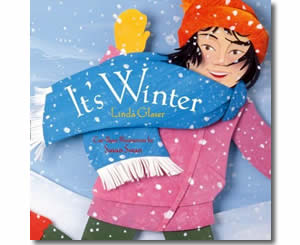 It's Winter - Celebrate the Season- Winter Books for Kids