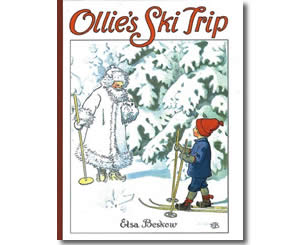 Ollie's Ski Trip- Winter Books for Kids