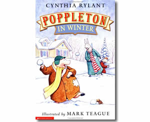 Poppleton in Winter- Winter Books for Kids