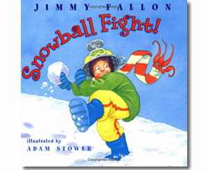Snowball Fight!- Winter Books for Kids