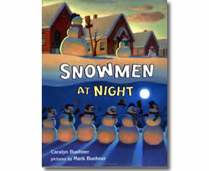 Snowmen at Night  - Winter Books for Kids