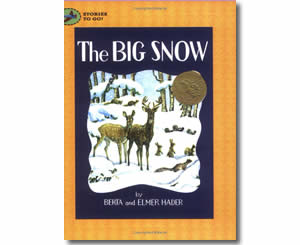 The Big Snow- Winter Books for Kids