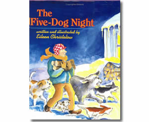 The Five Dog Night- Winter Books for Kids
