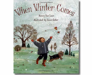 When Winter Comes- Winter Books for Kids