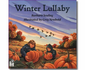 Winter Lullaby- Winter Books for Kids